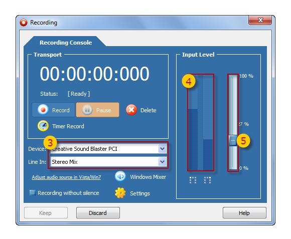 3D MP3 Sound Recorder G2